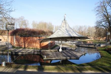 Glacisbühne. Foto: Hotz